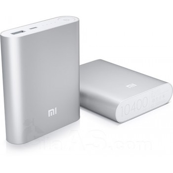 شارژر همراه شاومی Mi با ظرفیت 10400 میلی آمپر ساعت -   Xiaomi Mi 10400 mAh Power Bank
