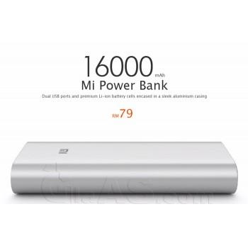 شارژر همراه شاومی Mi با ظرفیت 16000 میلی آمپر ساعت -  Xiaomi Mi 10400 mAh Power Bank