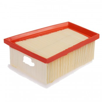 فیلتر هوای آذین با جعبه